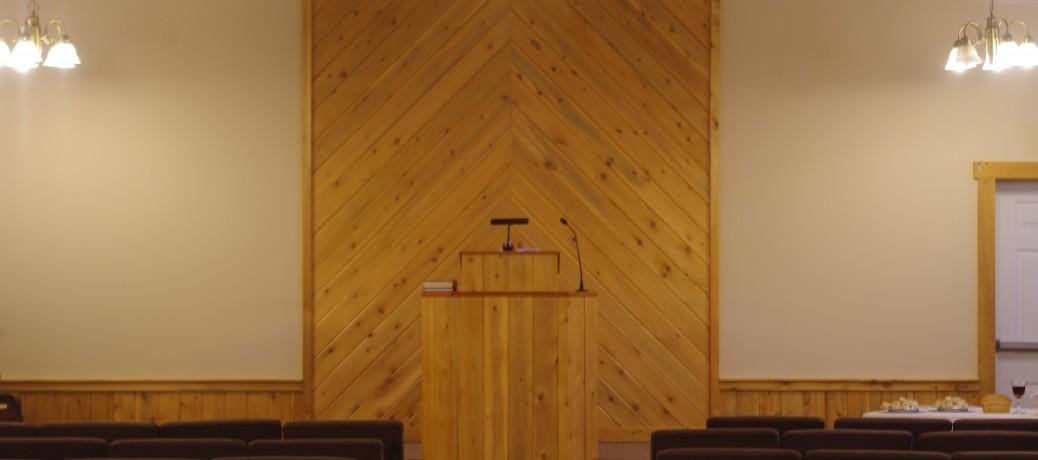 Our Pulpit
